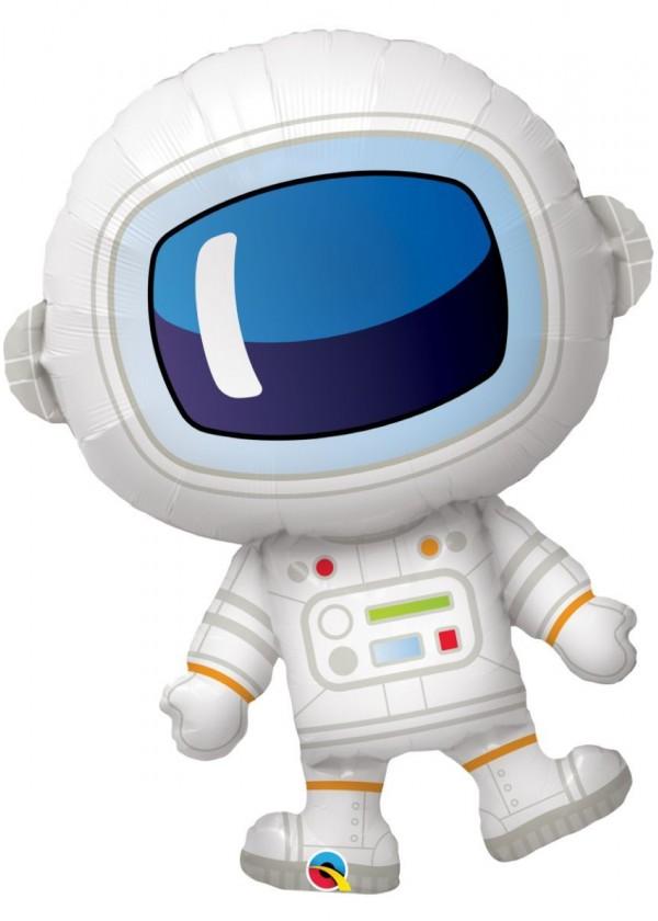 "37"" Adorable Astronaut [Suprafoil]"