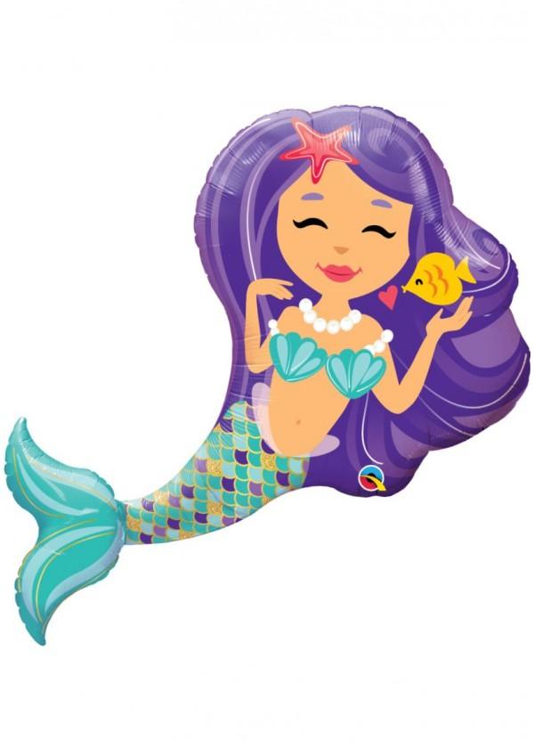 "38"" Enchanting Mermaid [Suprafoil]"