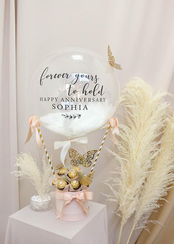 Hot Air Balloon Ferrero Rocher Gift Set