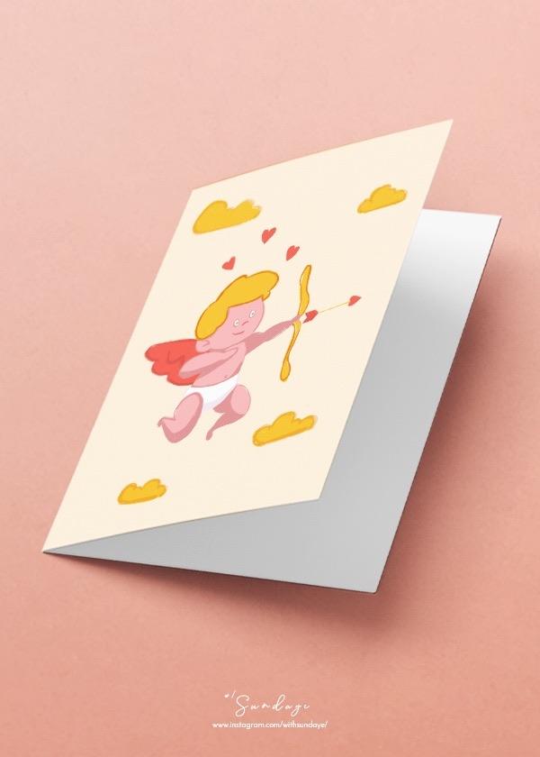 [CARD] Cupid's Arrow